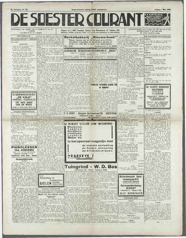 Soester Courant 1930-05-01