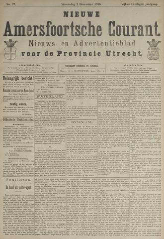 Nieuwe Amersfoortsche Courant 1896-12-02