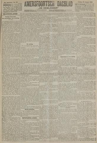 Amersfoortsch Dagblad / De Eemlander 1918-01-18