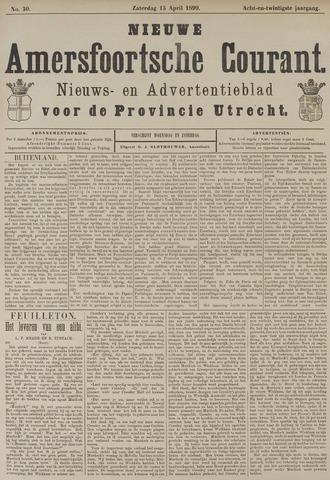 Nieuwe Amersfoortsche Courant 1899-04-15