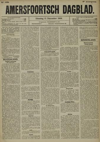 Amersfoortsch Dagblad 1908-12-15
