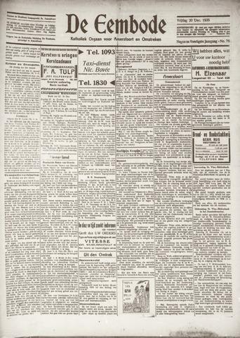 De Eembode 1935-12-20