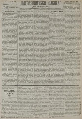 Amersfoortsch Dagblad / De Eemlander 1919-10-21