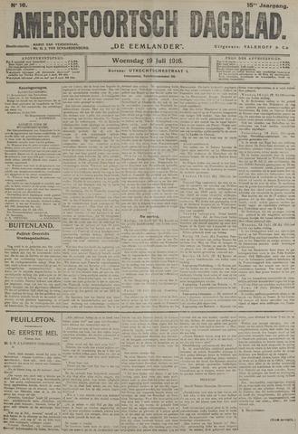 Amersfoortsch Dagblad / De Eemlander 1916-07-19