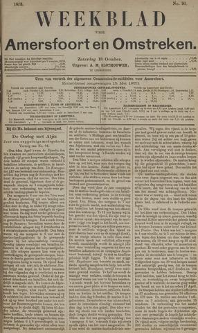 Weekblad voor Amersfoort en Omstreken 1873-10-18