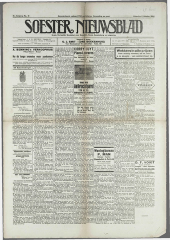 Soester Courant 1924-10-11