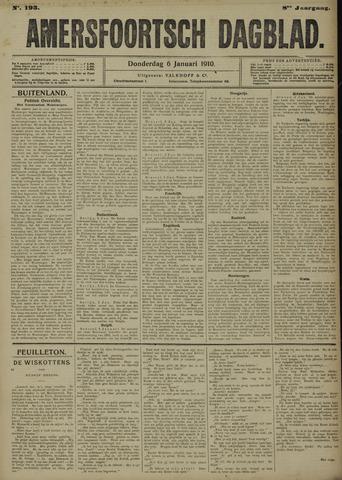 Amersfoortsch Dagblad 1910-01-06