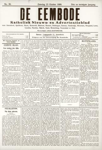 De Eembode 1909-10-23