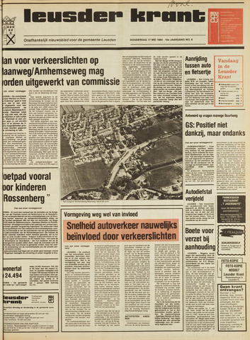 Leusder Krant 1984-05-17