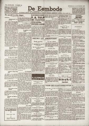 De Eembode 1937-10-12