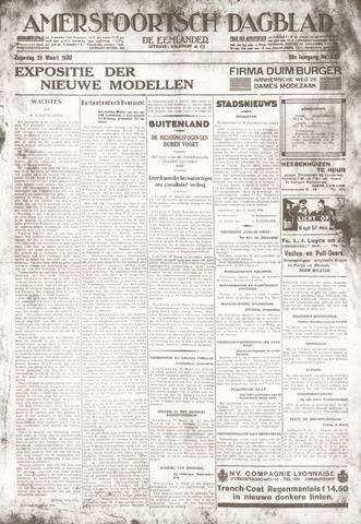 Amersfoortsch Dagblad / De Eemlander 1930-03-29