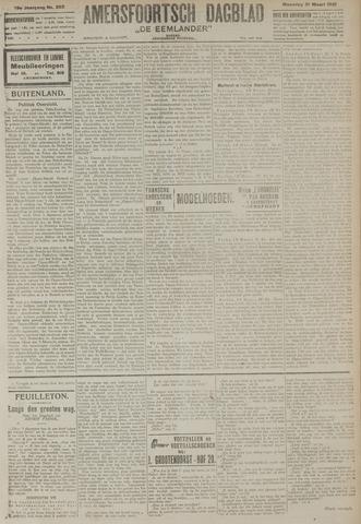 Amersfoortsch Dagblad / De Eemlander 1921-03-21