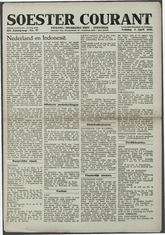 Soester Courant 1946-04-05