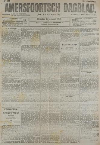 Amersfoortsch Dagblad / De Eemlander 1917-01-02