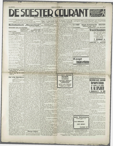 Soester Courant 1931-10-30