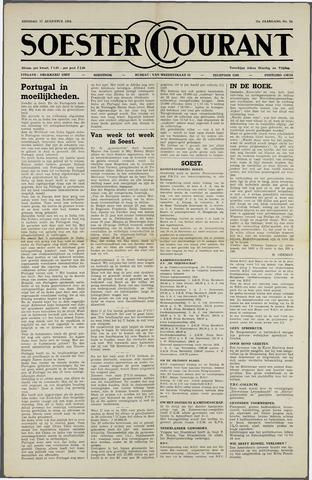 Soester Courant 1954-08-17