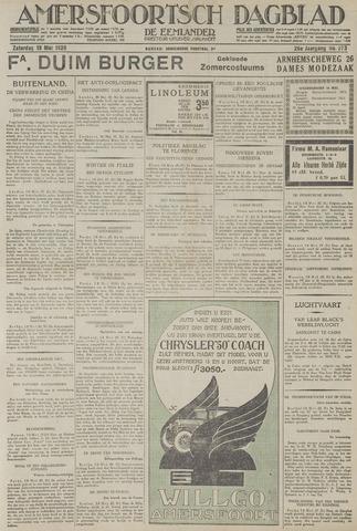 Amersfoortsch Dagblad / De Eemlander 1928-05-19