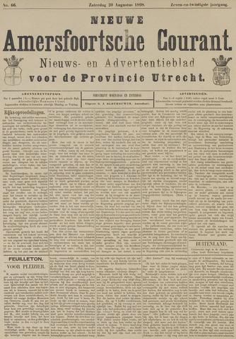 Nieuwe Amersfoortsche Courant 1898-08-20