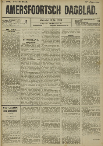 Amersfoortsch Dagblad 1904-05-14
