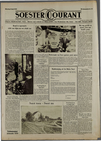 Soester Courant 1970-06-09