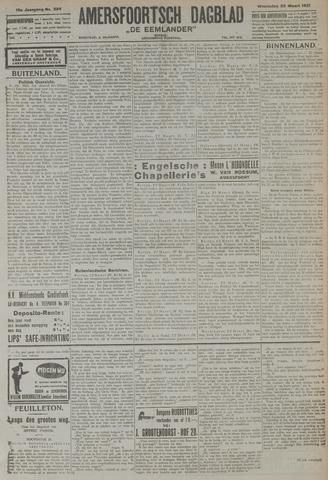 Amersfoortsch Dagblad / De Eemlander 1921-03-23