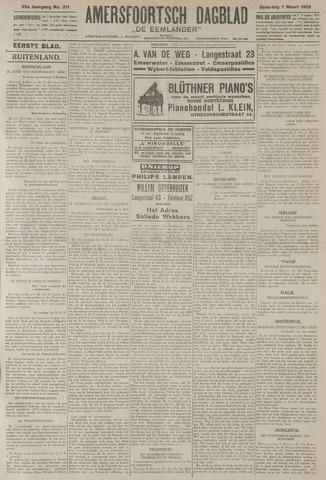 Amersfoortsch Dagblad / De Eemlander 1925-03-07