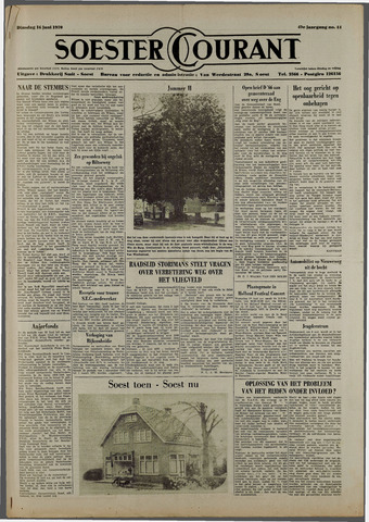Soester Courant 1970-06-16
