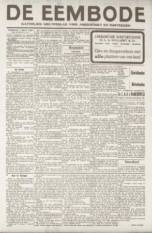 De Eembode 1920-09-03