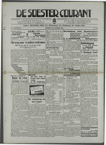 Soester Courant 1940-10-18