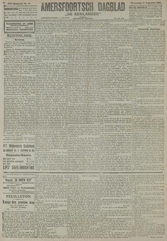 Amersfoortsch Dagblad / De Eemlander 1921-08-17
