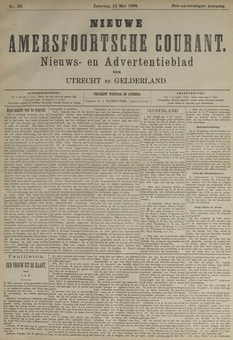 Nieuwe Amersfoortsche Courant 1894-05-12