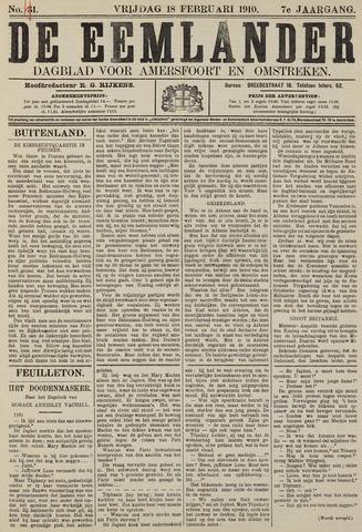De Eemlander 1910-02-18