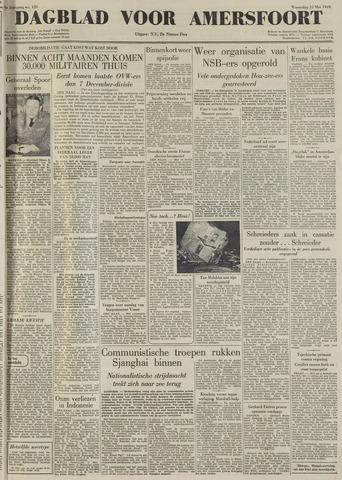 Dagblad voor Amersfoort 1949-05-25