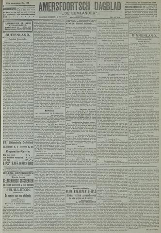 Amersfoortsch Dagblad / De Eemlander 1921-12-21
