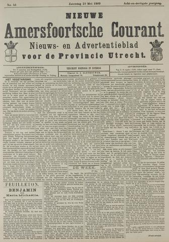 Nieuwe Amersfoortsche Courant 1909-05-29