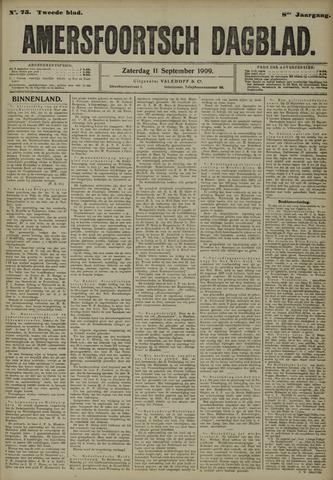 Amersfoortsch Dagblad 1909-09-11