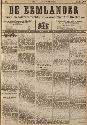 De Eemlander 1908-04-03