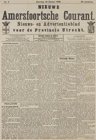 Nieuwe Amersfoortsche Courant 1920-01-10