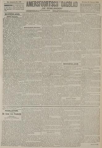 Amersfoortsch Dagblad / De Eemlander 1920-02-24