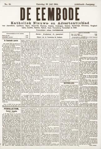 De Eembode 1904-07-30