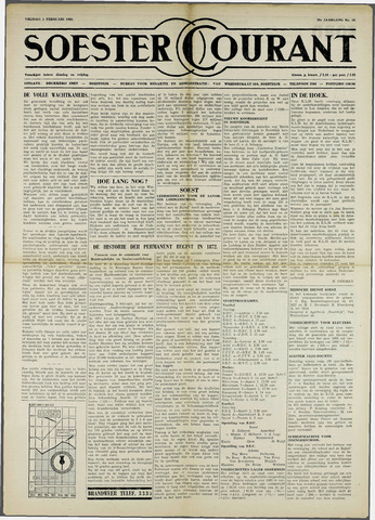 Soester Courant 1960-02-05