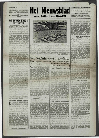 Soester Courant 1943-11-27