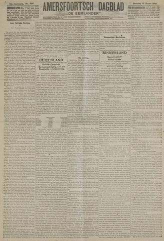 Amersfoortsch Dagblad / De Eemlander 1918-03-19