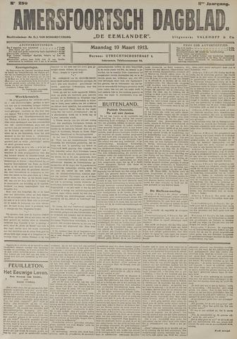 Amersfoortsch Dagblad / De Eemlander 1913-03-10