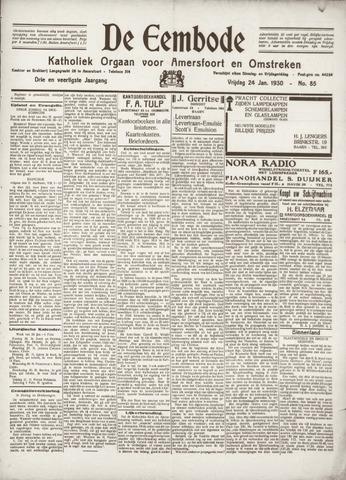 De Eembode 1930-01-24