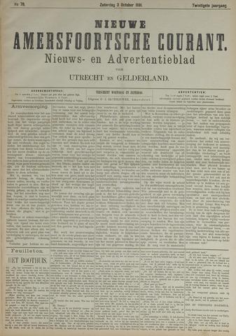 Nieuwe Amersfoortsche Courant 1891-10-03