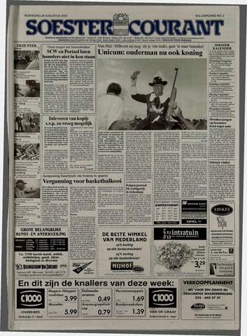 Soester Courant 2002-08-28