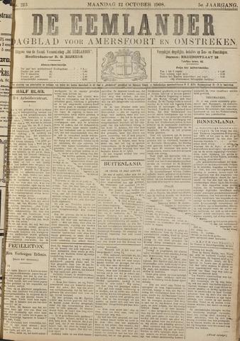 De Eemlander 1908-10-12