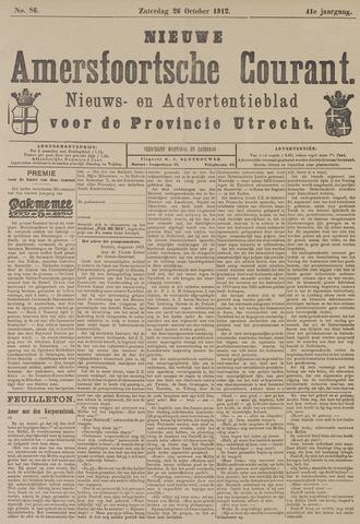 Nieuwe Amersfoortsche Courant 1912-10-26
