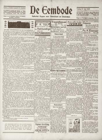 De Eembode 1935-06-21